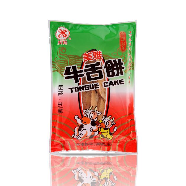 優質牛舌餅-海苔 1