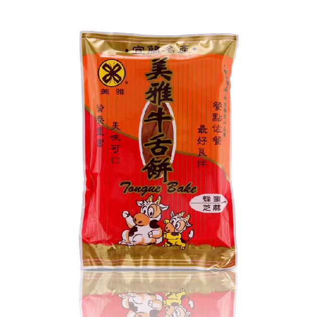 優質牛舌餅-蜂蜜 1